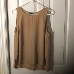 🍁5/$20🍁 Camel coloured camisole/tank top